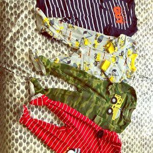 Other - Four 12 months warm jammies